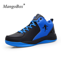 2016 Mens Basketball Sneakers Big Size 11 Basketball Shoes For Men Anti Slip Basketball Trainers For