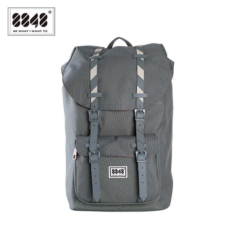Travel 8848 Brand Backpacks 20.6 L Capacity Women Men s Soft back Backpack  Waterproof Material European And 8da5ffbd03913