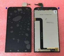 "Pantalla lcd display + touch digitalizador 5.0 ""para asus zenfone 2 laser ze500kl envío gratis"