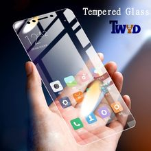 5pcs/Lot Tempered Glass Screen Protector For Xiaomi 8 Mi8 se Mi6X 6X MiA1 A1 5X Mi5S Plus Redmi 6A S2 Y2 6 Note 7 5 Pro Film(China)