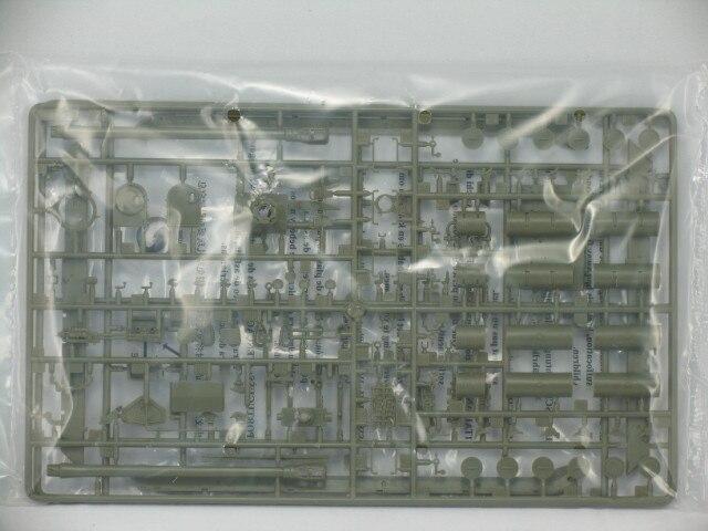 montado modelo wwii carros diy brinquedo de plástico