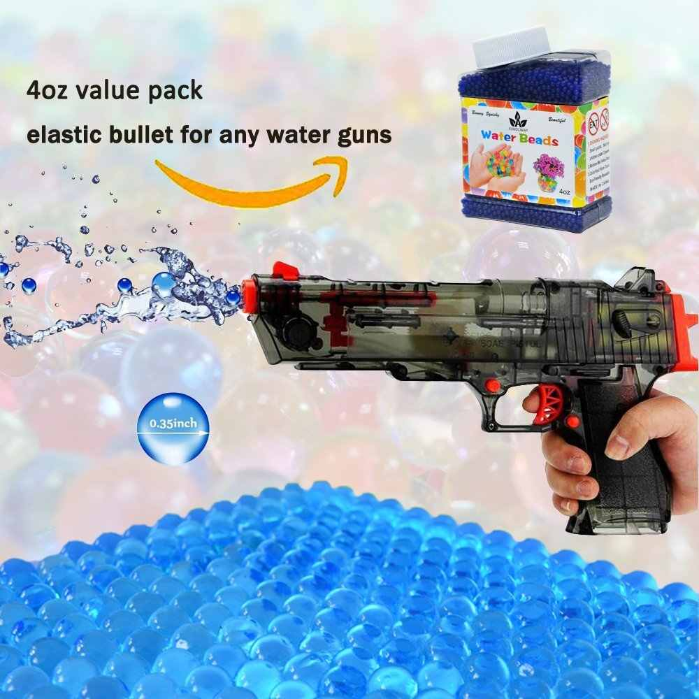 80cf2a0897dd ... 20000 Pcs Box Water Gun Bullet Toy Orbeez Soft Crystal Water Paintball  Gun Bullet Grow
