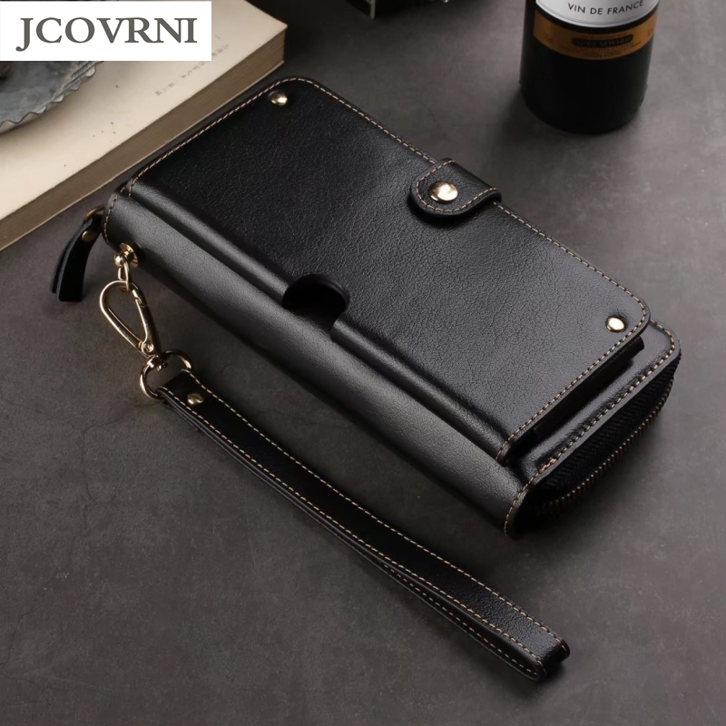 JCOVRNI Leather Phone Case for iPhone X 7 8 plus Case Card Slot Mobile Phone Case for iPhone 6 6s plus Multifunction Wallet CaseJCOVRNI Leather Phone Case for iPhone X 7 8 plus Case Card Slot Mobile Phone Case for iPhone 6 6s plus Multifunction Wallet Case