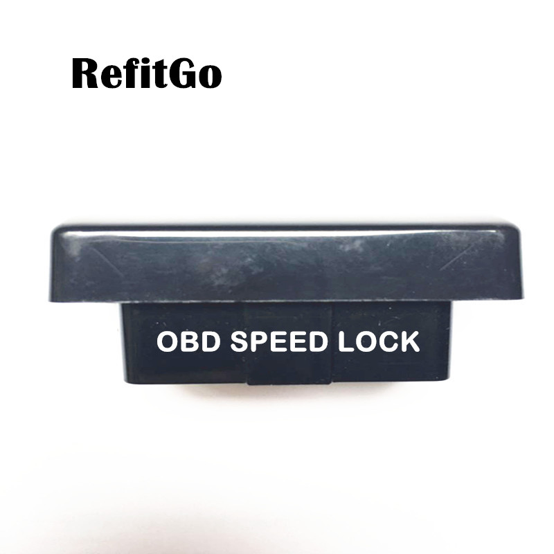 Free Shipping +Car Auto OBD Speed Lock & Unlock Device Safety  For Toyota RAV4 2009-2015