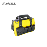 Hoomall Large Thick Multi Functional Tool Kit Wear Resistant Oxford Cloth Shoulder Portable Diagonal Electrical Tool