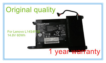 14.8V 60WH Original L14M4P23 L14S4P22 Laptop Battery For Y700