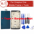 For Oneplus one LCD Frame Brand New LCD middle Frame Assembly Replacement for Oneplus 1 Smart Mobile Phone Free Shipping