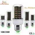 Lâmpada De Milho LEVOU 4014 SMD Ultra Alta luminosa E27 Lustre AC110v 220 V lâmpadas de Alta Qualidade LEVOU Tubo de luz Led 36 LEDs 72 LEDs
