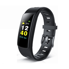 IWOWN I6 HR C Smart band Color Screen Heart Rate Monitor Smart bracelet Sport Wristband Smart Band Fitness Tracker VS Mi Band 2 new y5 smart band smart wristband heart rate watches activity fitness tracker smart bracelet vs xiaomi mi band 3 vs honor band 4