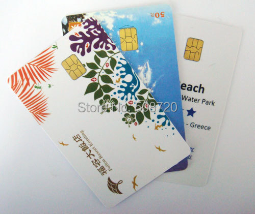 1000pcs full color printing ATMEL SLE24C02 contact smart card 2012 full color 180 pages printing catalog of chef essentials