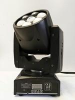 Zoom Wash Zoom Moving Head 7x15W RGBW 4in1 LED Moving Head Mini DJ Dmx Stage Light