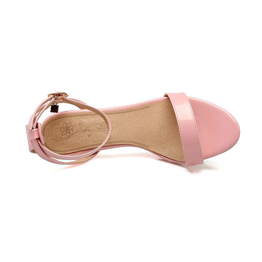 32 Sandalias Altos Verano Grande Tachonados Caliente Zapatos 45 Beige Ebs21 Rosa Más Nuevo Mujeres 10 pink Señoras white Escuela Sexy Tacones Gladiador Beige Tamaño qYHxdvwS