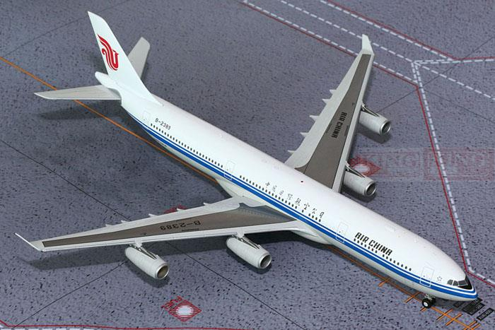 A340-300 China International G2CCA377 Aviation B-2389 1:200 GeminiJets commercial jetliners plane model hobby lacywear s40615 2389