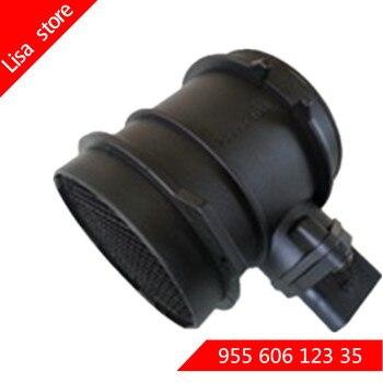 Sensor Aliran Udara untuk Porsche Cayenne 955 9 Pa V6 3.2 3.6 OEM: 95560612335 0280218141 7L906461A 0 280 218 141