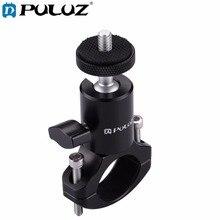 Puluz Fiets Aluminium Stuur Statief Bal Hoofd Adapter Mount Voor Gopro Nieuwe Hero/HERO7/6/5/Xiaoyi/Dji Osmo Action Camera