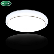 Led Ceiling Light 18W  Round The Bedroom Balcony Lamps Simplicity Modern cold White warm white for bedroom/kitchen/hallway