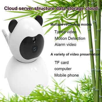 PUAroom Brand wireless double wifi antenna free APP software security onvif wifi ip WIFI Camera