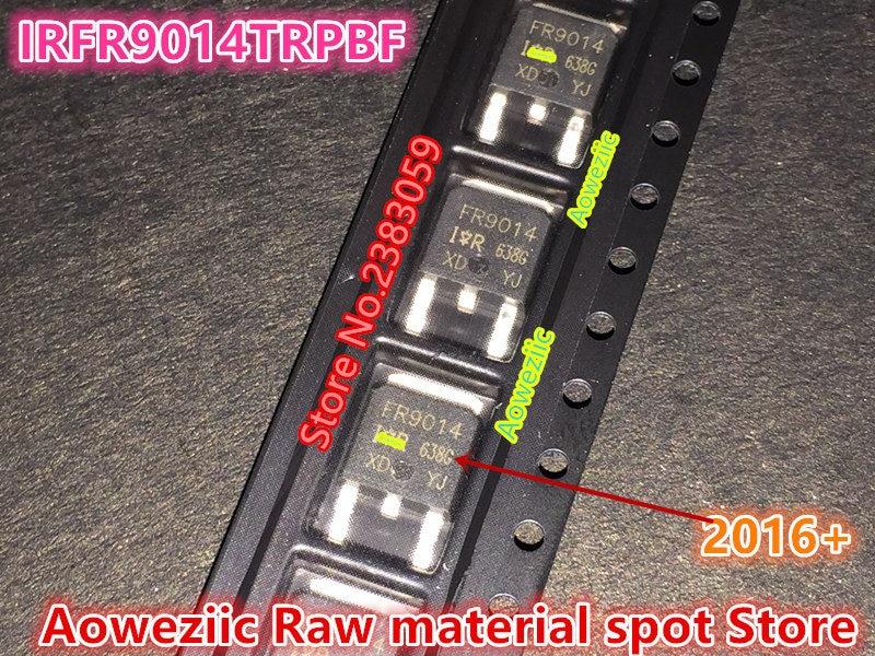 Aoweziic 2016 + 100% nuevo original importado IRFR9014TRPBF IRFR9014TR  IRFR9014 FR9014 Sot-252 efecto de campo mos tubo 60 V 5.1A 6e2c749bd3d