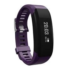 H28 умный Браслет фитнес-Bluetooth браслет монитор сердечного ритма вызова Re Mi nder touch OLED Экран группа PK Mi band 2
