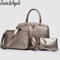2015 New Women Bag Handbag Fashion Trends In Europe And America Pattern Shoulder Messenger Bags Free