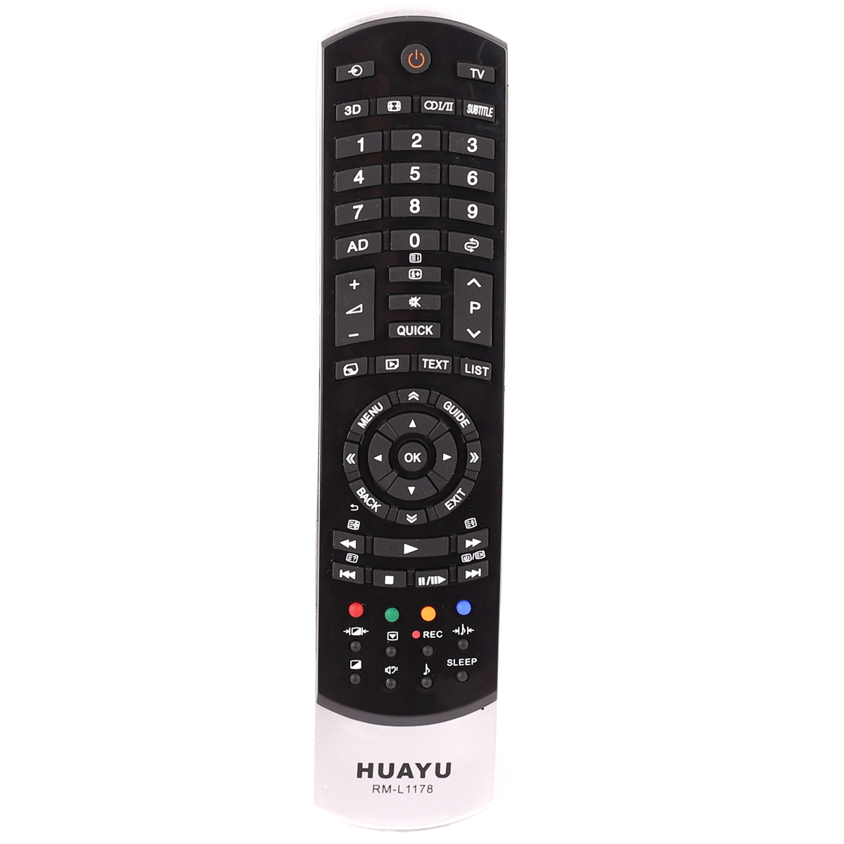 Suitable for Toshiba TV Remote Control Controller CT-90388 32RL933 32TL933 40RL933 40TL933 And More Model CT-90367 huayu