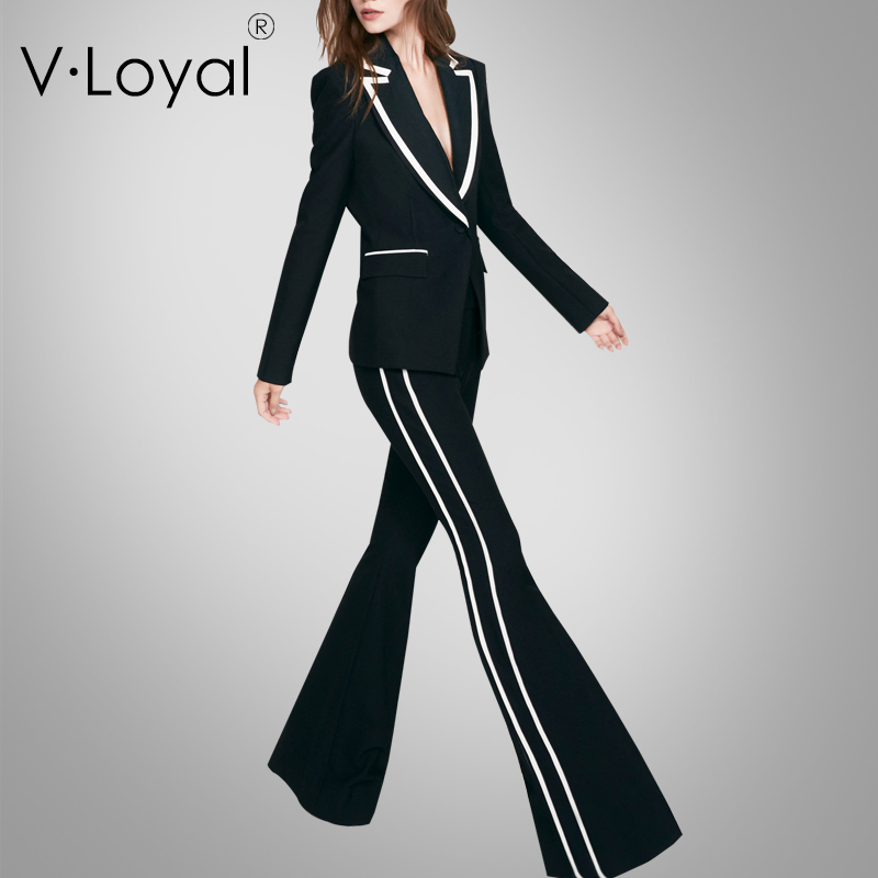 Autumn new fashions, leisure suits, trousers and suits.