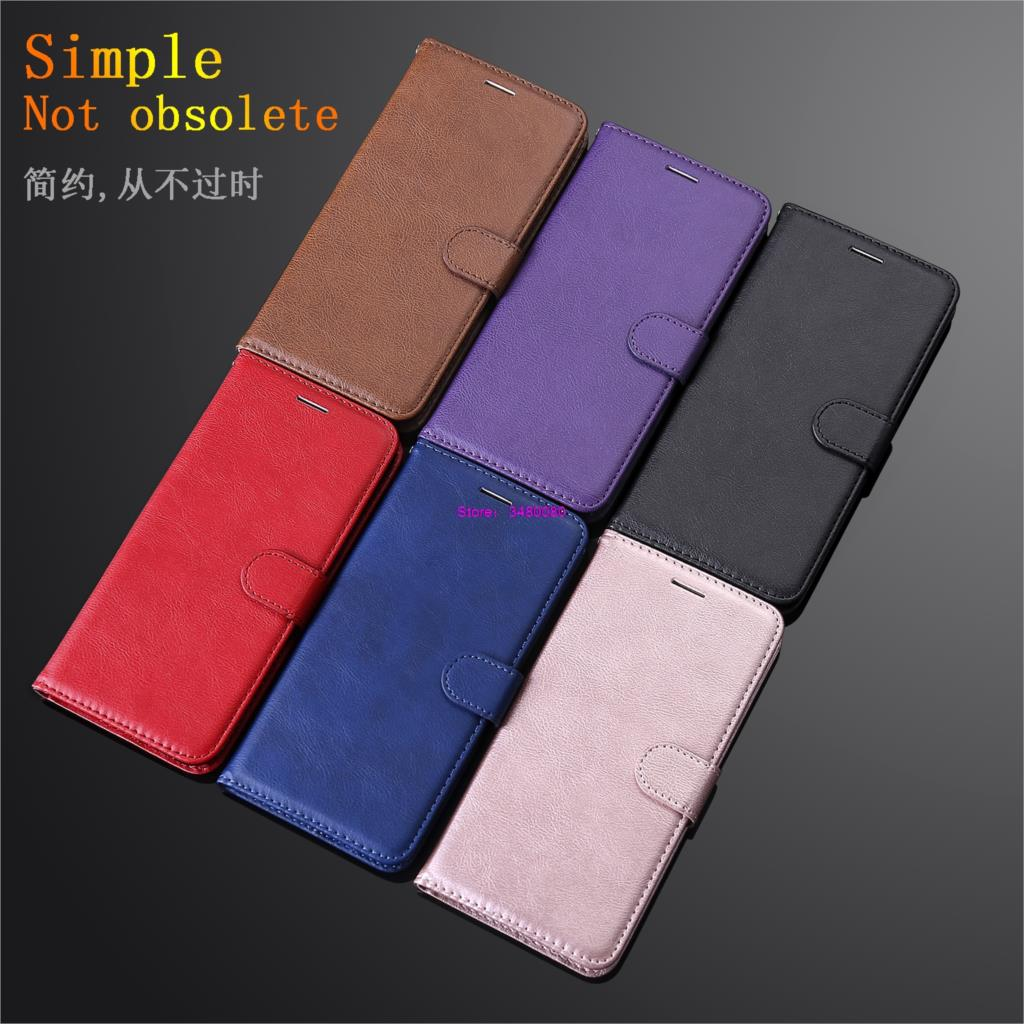 Flip Case for Xiaomi Redmi <font><b>A4</b></font> 4 A Redmi4A Wallet Stand Fashion Solid Color Phone Leather Cover for Xiao Red <font><b>mi</b></font> 4A Redmia4 Bags image