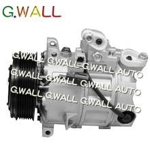 DCS17E Air Conditioner Compressor For Car Infiniti G35 M35 3.5L 2007-2010 12587.7T1, 12587.7T1NEW, 14-0619C, KT 1291