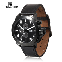 Timesshine Watch Men Top Luxury Sport Quartz Military Watches Chronograph Wrist Watch Relogio Time Clock Mens Watches FW22