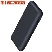 Original Xiaomi ZMI 20000/15000mAh USB C Power Bank USB PD2.0 QB820 Powerbank Quick Charge 3.0 Type C Charger for Macbook Laptop