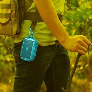 Image 2 - MIFA F7 Bluetooth Speaker IP56 Stofdicht Water Proof Luidsprekers AUX Draadloze Draagbare Outdoor Speakers Metal Soundbar Luidspreker
