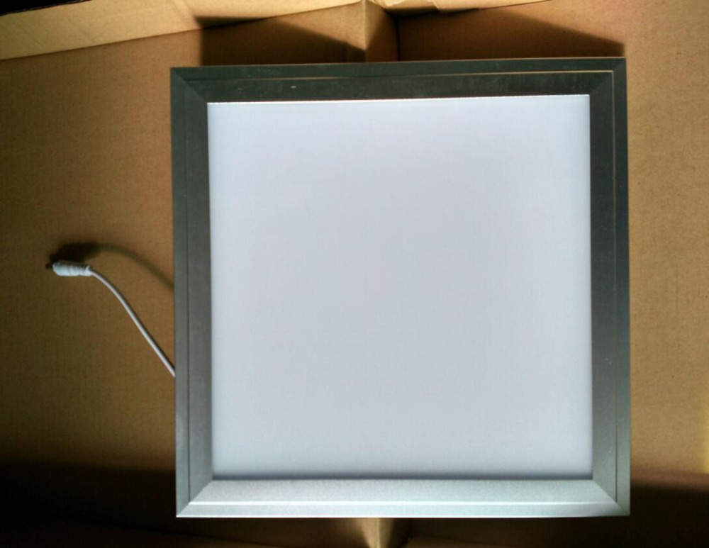 Free Shipping Fast delivery smd led chips ultra thin 300x300 surface mounted slim flat ceiling square led panel light