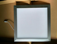 Free Shipping Fast Delivery Smd Led Chips Ultra Thin 300x300 Surface Mounted Slim Flat Ceiling Square
