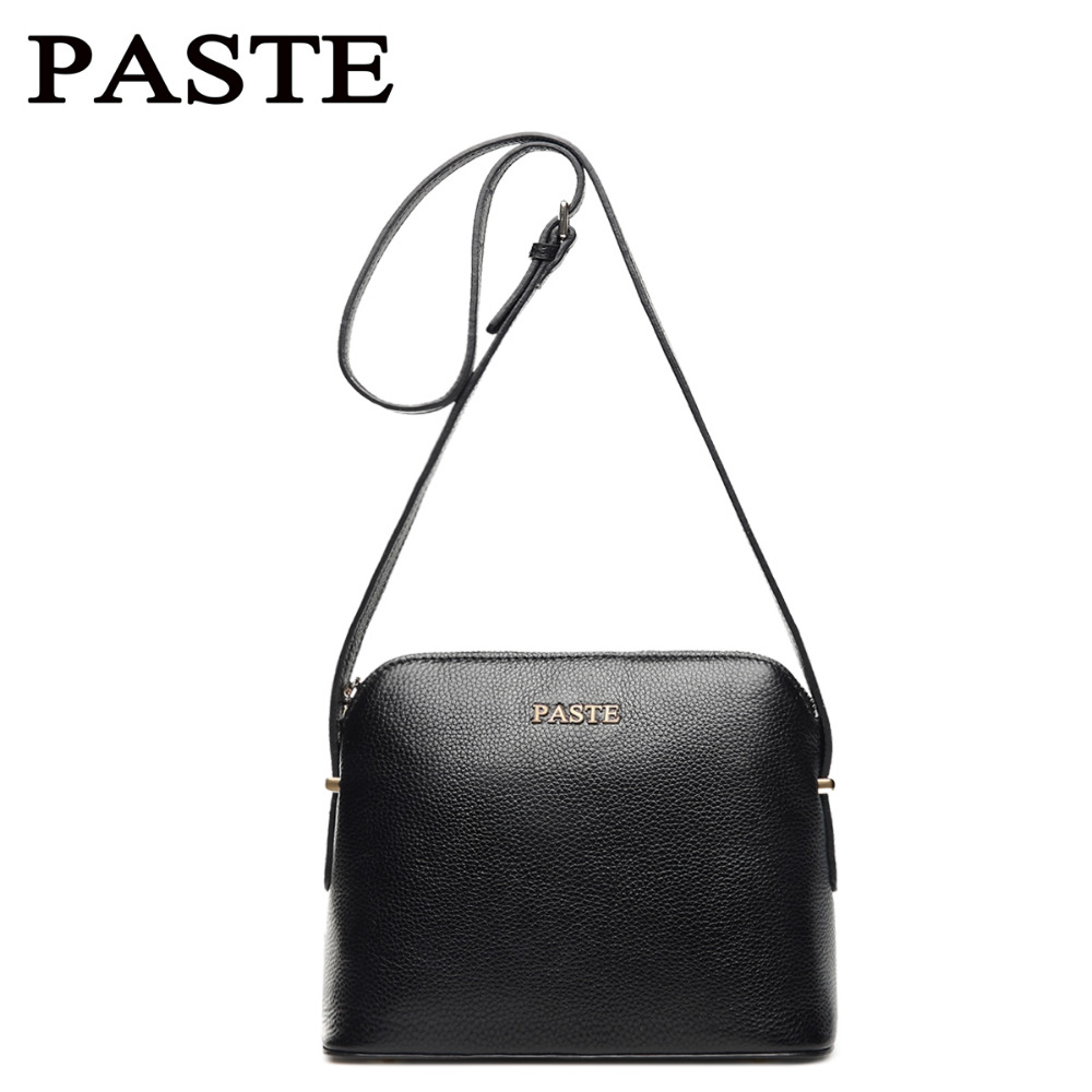 ФОТО Fresh Small Lovely messenger bags for young women High quality REAL genuine leather shoulder crossbody bags Beautiful shell bag