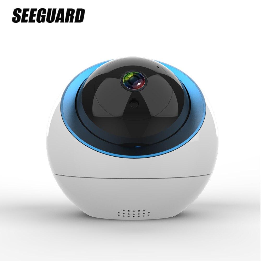 SEEGUARD 1080 P caméra IP sans fil WiFi réseau téléphone Mobile à distance maison HD Vision nocturne chambre automatique sécurité CCTV caméra