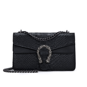 Snake Fashion Brand Women Bag Alligator