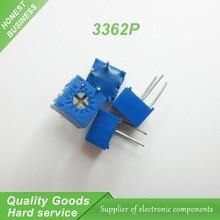 50 Шт./лот 3362P-1-204LF 3362 P 204 200 K ом Переменный резистор Подстроечный Триммер Потенциометра новый оригинальный