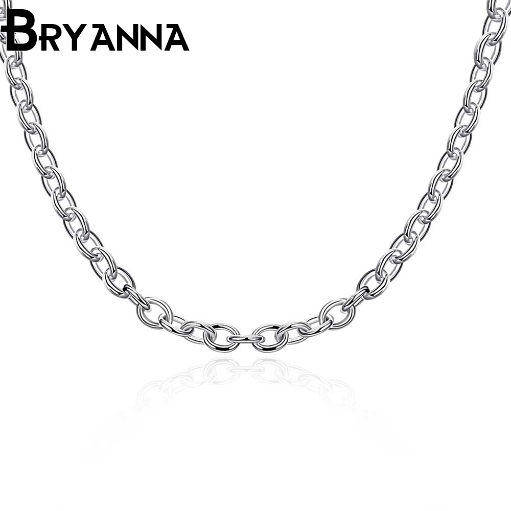 a006 Fashion Metal Necklace Baby Teetining Necklace