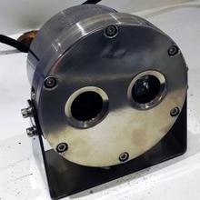 2,8-12 мм видео зум POE 4MP IP подводная камера 15 м белый свет из нержавеющей стали 316L IP68 морской IP Security Камера SIP-IP4050U