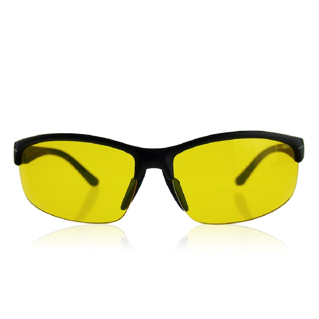 Hot Sell High Definition Night Vision Glasses Driving Polarized Sunglasses Yellow Lens Classic UV400 Unisex Fishing Eyewear
