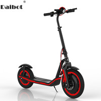 Electric Scooter Foldable 16 Inch Two Wheels Electric Scooters 350W 36V Electric Off Road Scooter For Adults Big Wheels