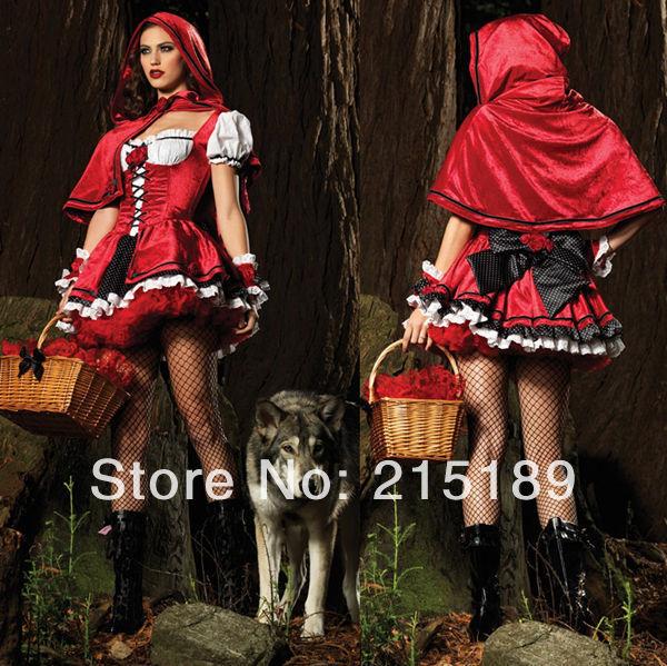 Wolf Halloween Costumes