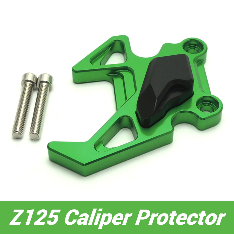 For Kawasaki Z125 Caliper Guard Protector for Kawasaki Z125 Pro Motorcycle Accessories & Parts