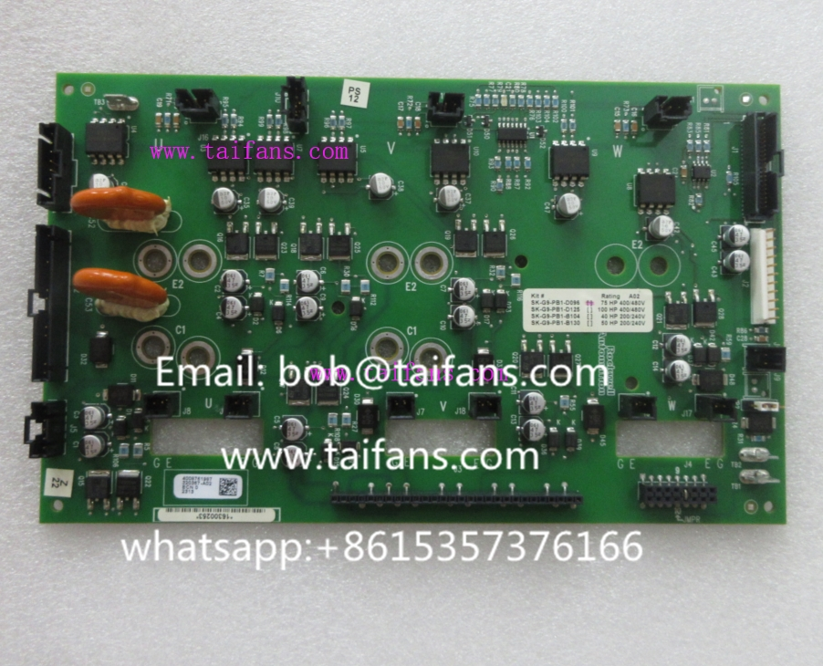 Inverter 700 Series Power Board Driver Boards 374962 A02 or 374962 A05 or 320367 A02