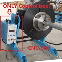 Step Motor Hige Precision Control box for CNC-300 3D Adjustable Welding Positioner Turn Table Tube Welder semi-automatic welding