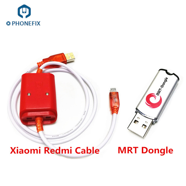 US $5 68  PHONEFIX MRT Dongle Unlock Flyme Account Remove Password Imei  Deep Flash Cable For Xiaomi Redmi Huawei Meizu-in Hand Tool Sets from Tools  on