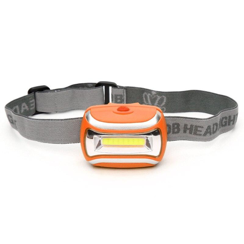 High Quality Waterproof LED  Headlight 3 Modes Headlamp COB Outdoor Head Light Lamp Fishing Camping Hiking Cycling Hunting
