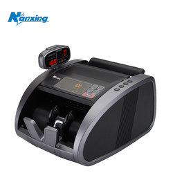 Bill Detectors Magnifier Note Counting Automatic Machine Currency Counter Banknote Bill Counterfeit Money Machine NX-590B