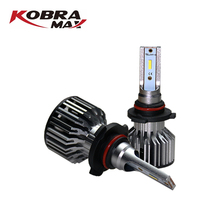 KobraMax LED Car Headlight S6 Model 12000lm 80w 6000K H4 9005 Universal Headlight (Sold in Pair) free shipping pair of h4 pins headlight high