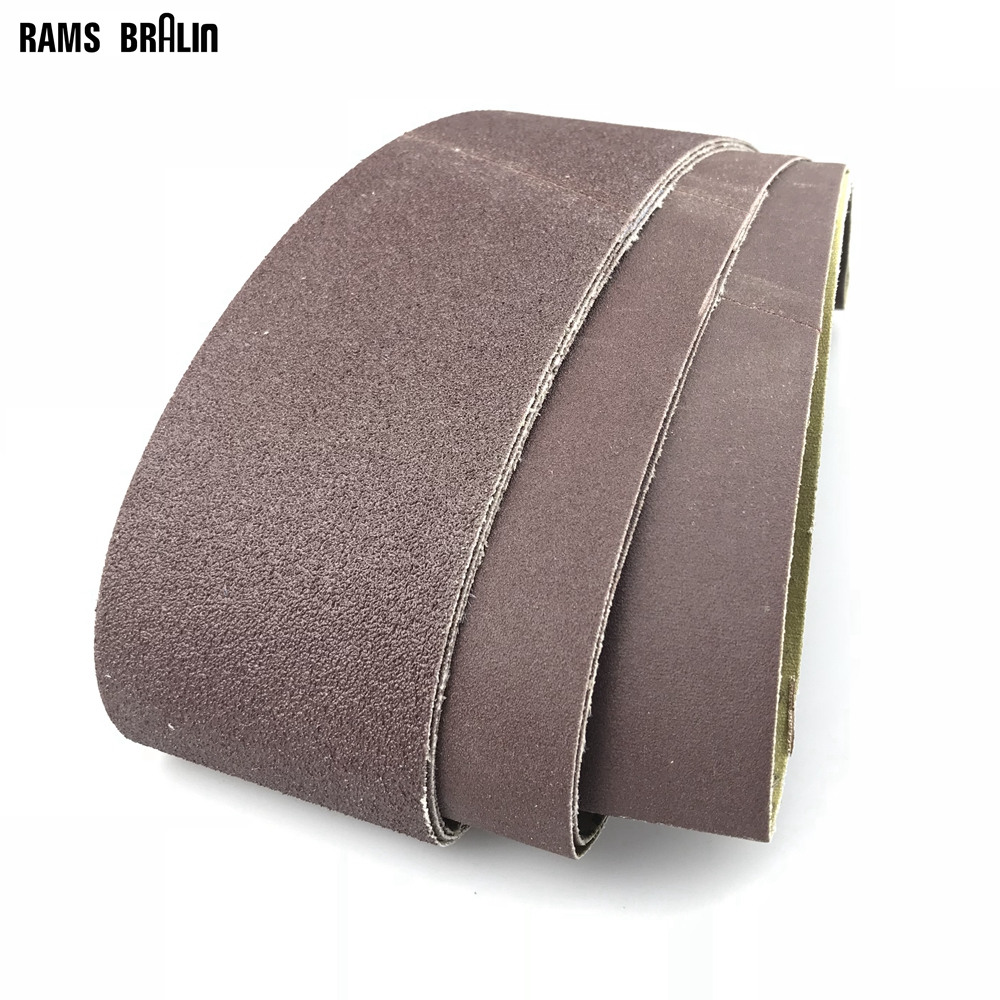6 Pieces  533*75mm Sanding Belt 3